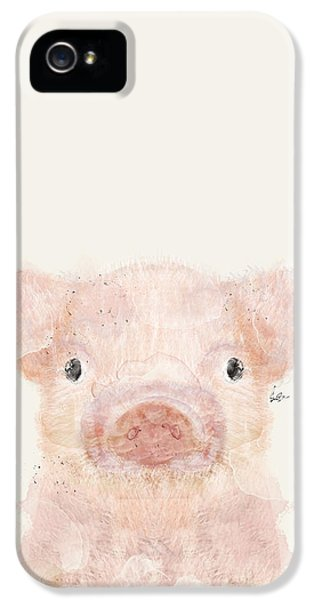 Little Pig IPhone 5 Case