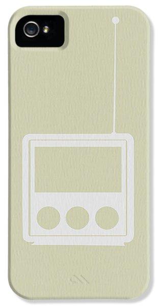 Little Radio IPhone 5 / 5s Case by Naxart Studio