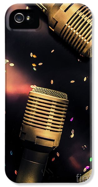 Live Musical IPhone 5 Case by Jorgo Photography - Wall Art Gallery