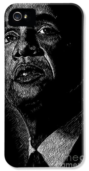 Living The Dream IPhone 5 Case by Maria Arango