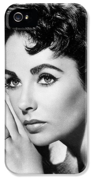 Liz Taylor IPhone 5 Case