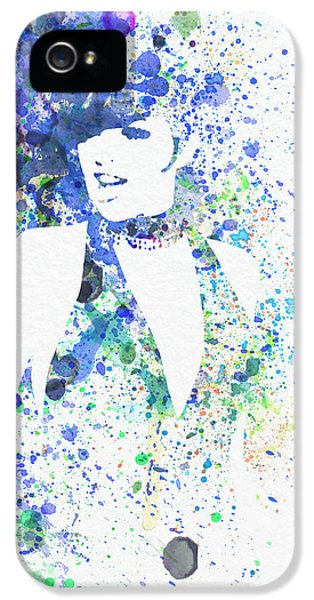 Liza Minnelli Cabaret IPhone 5 Case by Naxart Studio