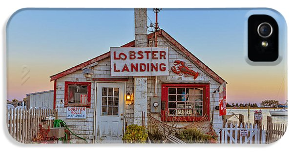 Lobster Landing Sunset IPhone 5 Case