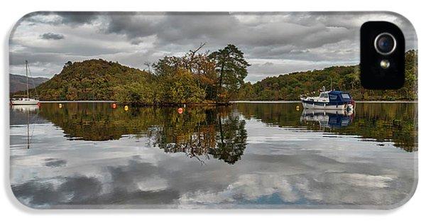 Loch Lomond At Aldochlay IPhone 5 Case