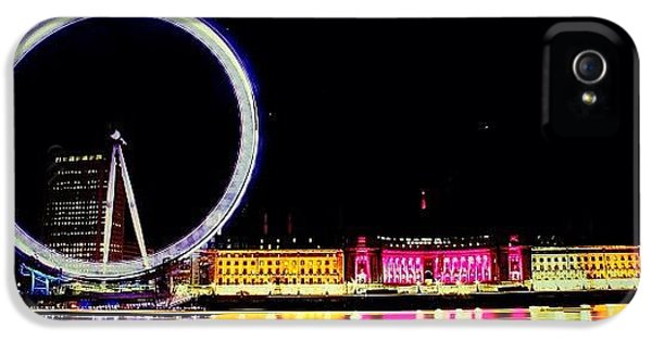 #london #british #photooftheday #bigben IPhone 5 Case