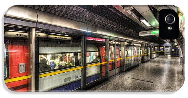 London Underground IPhone 5 Case