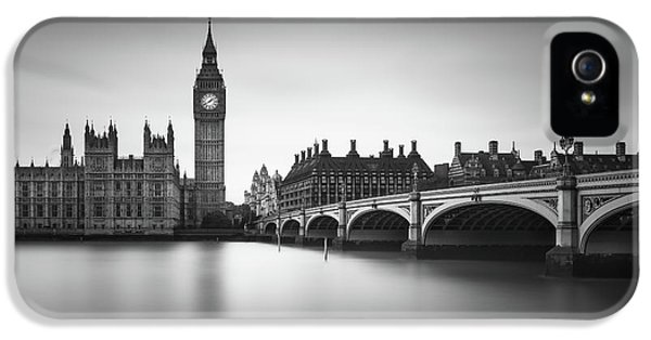 London, Westminster Bridge IPhone 5 / 5s Case by Ivo Kerssemakers