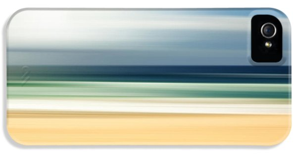Lone Beach IPhone 5 Case by Az Jackson