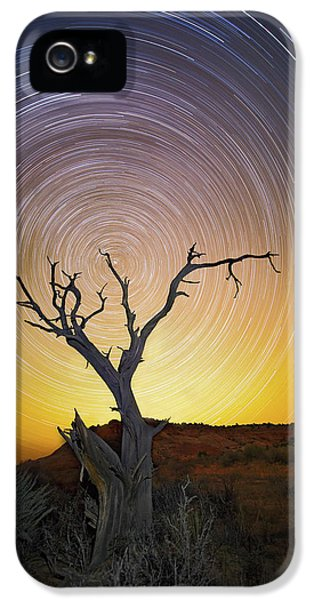 Lone Tree IPhone 5 Case by Edgars Erglis