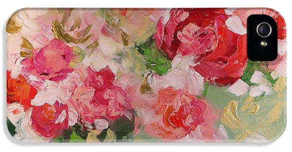Love Always IPhone 5 Case by Linda Monfort