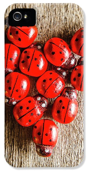 Beetle iPhone 5 Case - Love Bug by Jorgo Photography - Wall Art Gallery