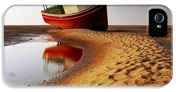 Low Tide IPhone 5 / 5s Case by Peter OReilly