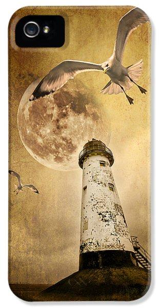 Lunar Flight IPhone 5 / 5s Case by Meirion Matthias