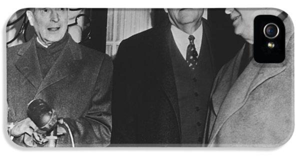 Macarthur, Dulles, Eisenhower IPhone 5 Case