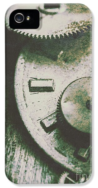 Machinery From The Industrial Age IPhone 5 Case