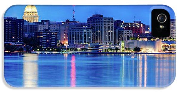 Madison Skyline Reflection IPhone 5 Case