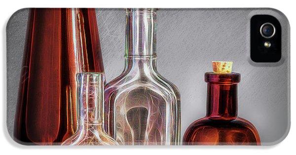Magic Elixir IPhone 5 Case by Tom Mc Nemar