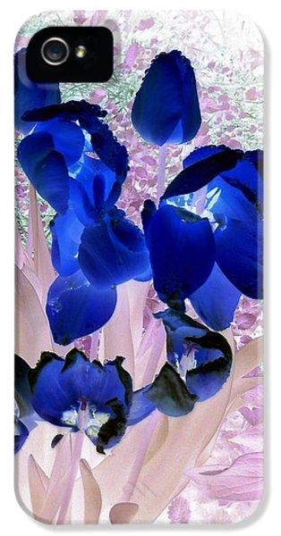 iPhone 5 Case - Magical Flower I I by Orphelia Aristal