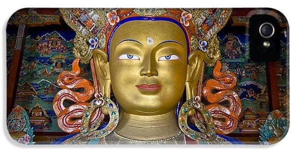 Maitreya Buddha IPhone 5 Case