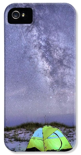 Make A Wish IPhone 5 Case by JC Findley