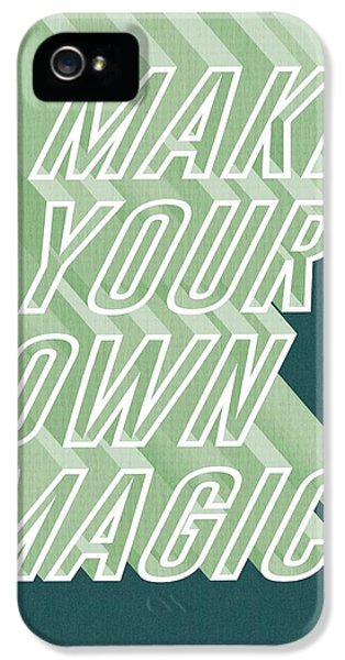 Make Your Own Magic IPhone 5 Case