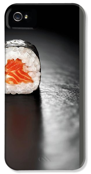 Maki Sushi Roll With Salmon IPhone 5 Case