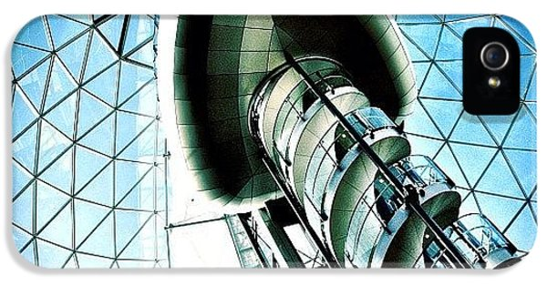 Architecture iPhone 5 Case - Mall by Mark B