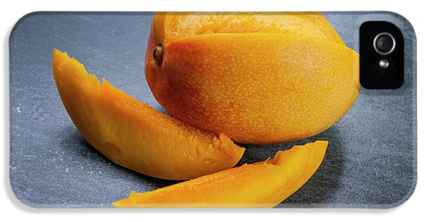 Mango And Slices IPhone 5 Case by Elena Elisseeva