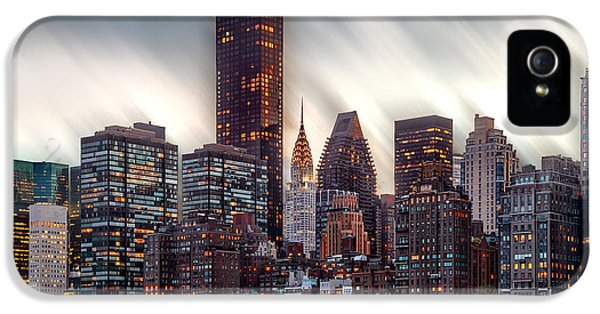 Manhattan Daze IPhone 5 Case
