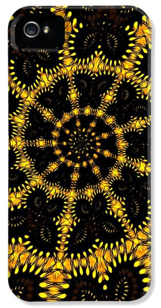 March Of The Butterflies IPhone 5 Case
