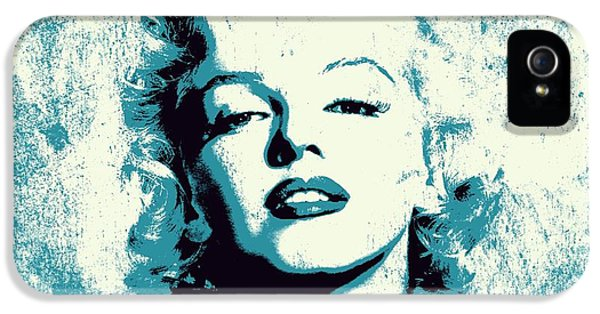 Marilyn Monroe - 201 IPhone 5 Case by Variance Collections