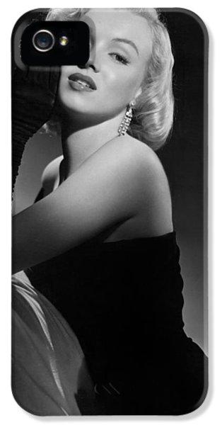 Marilyn Monroe IPhone 5 Case by American School
