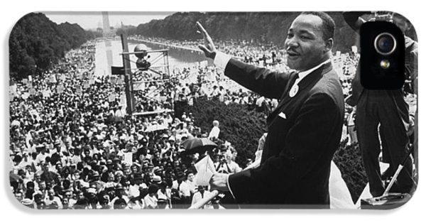 Martin Luther King IPhone 5 Case