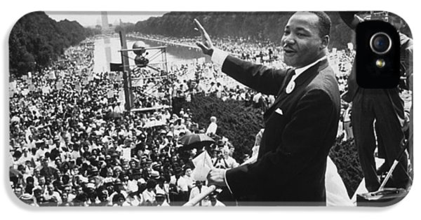 Martin Luther King IPhone 5 Case by American School