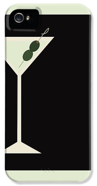 Martini IPhone 5 / 5s Case by Julia Garcia