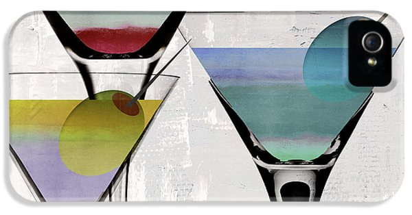 Martini Prism IPhone 5 / 5s Case by Mindy Sommers