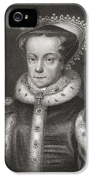 Mary I, 1516 IPhone 5 Case