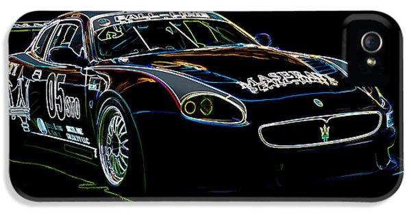 Maserati IPhone 5 Case by Sebastian Musial