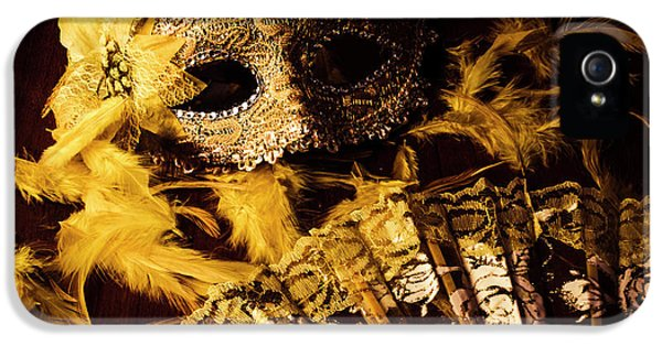 Mask Of Theatre IPhone 5 Case by Jorgo Photography - Wall Art Gallery