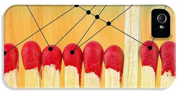 Matches IPhone 5 Case by Mark Ashkenazi