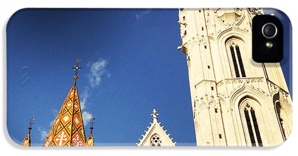 Matthias Church In Budapest Hungary IPhone 5 Case