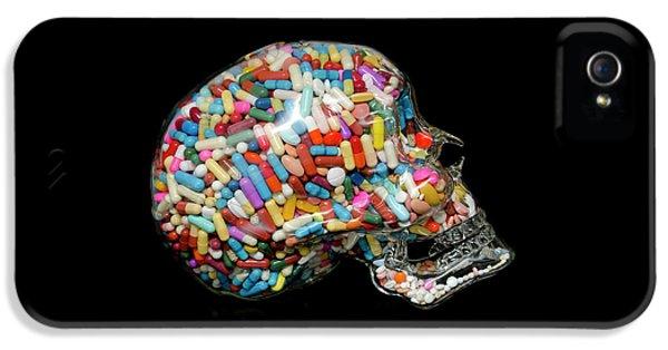 Medicine Skull IPhone 5 Case