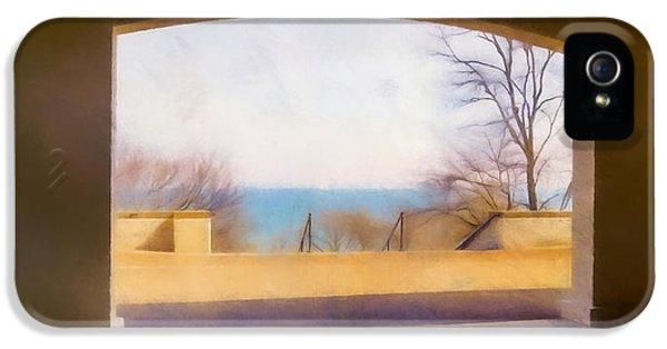 Mediterranean Dreams IPhone 5 Case by Scott Norris