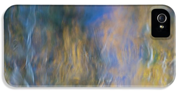 Merced River Reflections 14 IPhone 5 Case by Larry Marshall