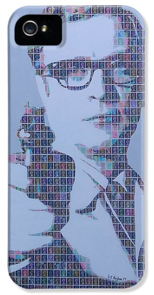 Michael Caine - Harry Palmer IPhone 5 Case
