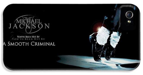 Michael Jackson - Smooth Criminal-30 IPhone 5 Case