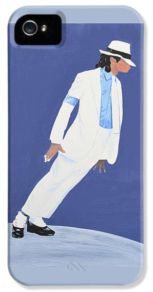 Michael Jackson Smooth Criminal IPhone 5 Case