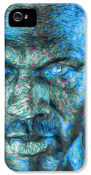 Michael Jordan Digital Painting 3 IPhone 5 Case