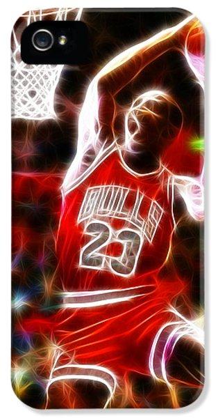 Michael Jordan Magical Dunk IPhone 5 Case