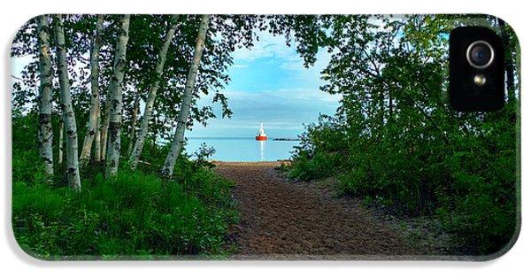 Michigan Breakwater Lighthouse IPhone 5 Case